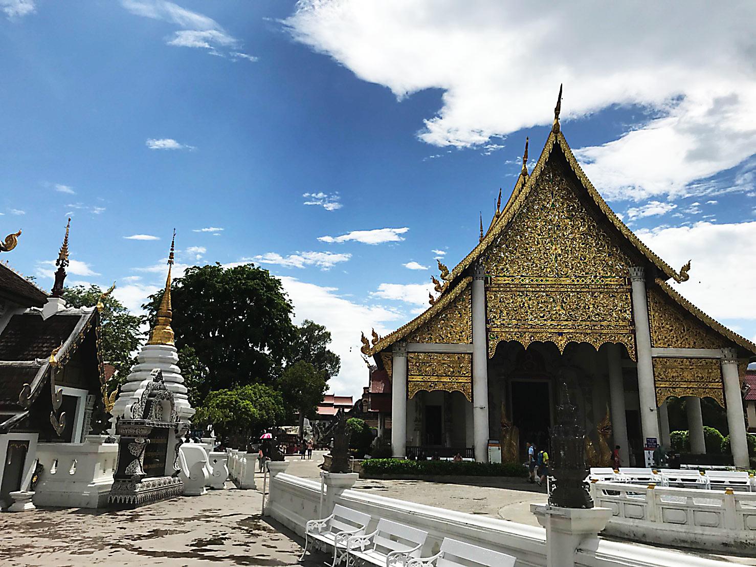 temple patio