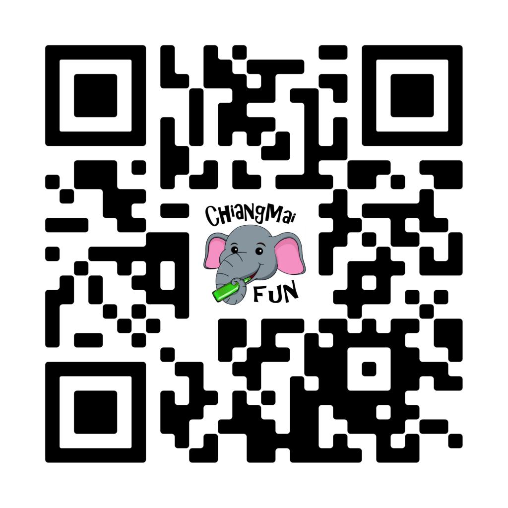 QR Code CMF-social-media